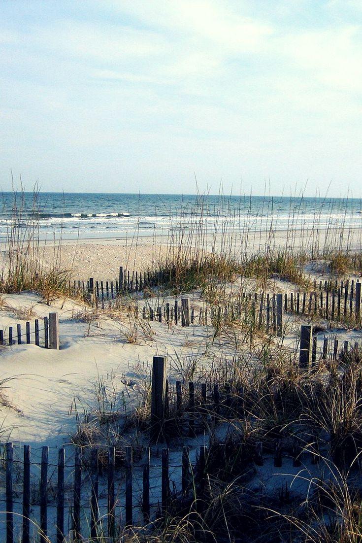 Wilmington Beaches | North Carolina Travel | Where To Stay In Wilmington North Carolina | Wilmington Hotels | Wilmington Travel | Beautiful Beaches | #Beach