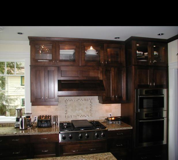 custom black kitchen cabinets. black walnut kitchen cabinets custom n
