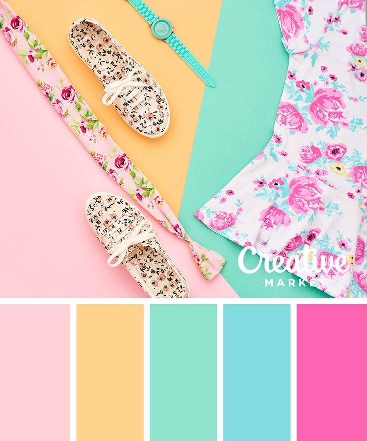 Colors Combinations: 25+ Best Ideas About Warm Color Palettes On Pinterest
