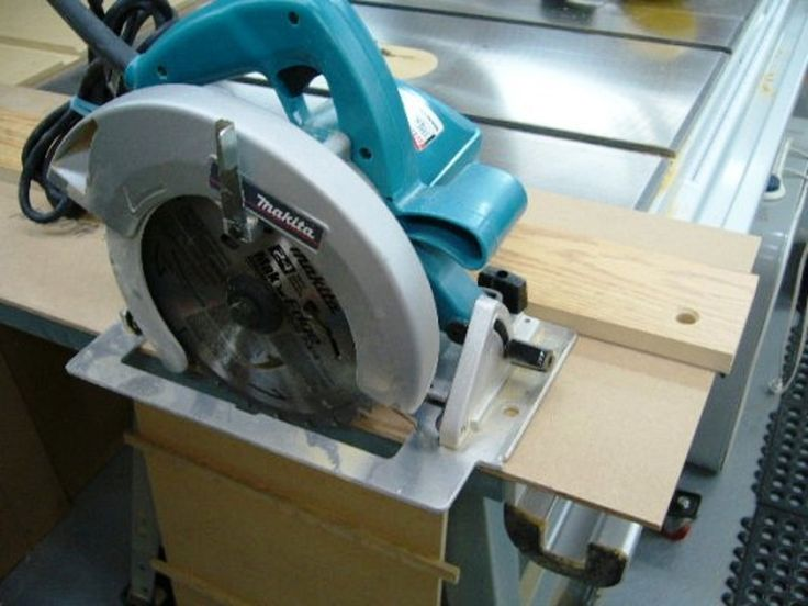 1000 ideas about scie circulaire on pinterest drills - Table pour scie circulaire portative ...