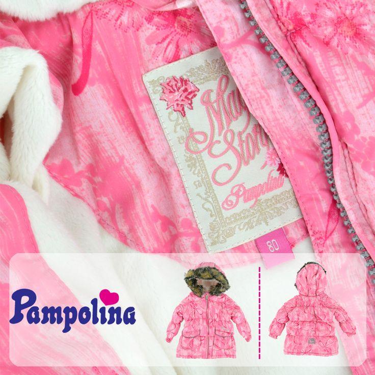 Tüm dünyada popüler olan Pampolina ürünlerini ünlüler de çocukları için tercih ediyor. Sizin kızınıza da çok yakışacağından emin olabilirsiniz :)
