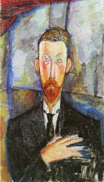 Amedeo Modigliani Paul Alexandre