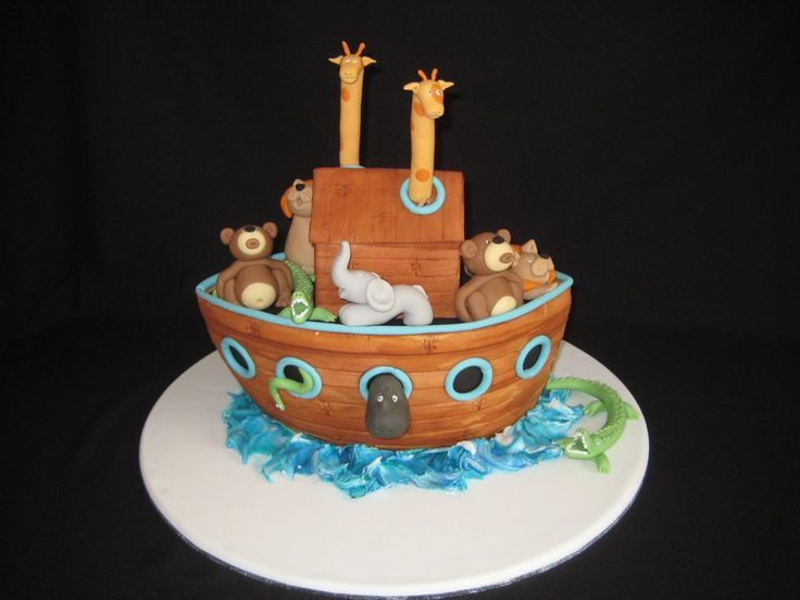 Noahs ark cake - Google Search  Cakes  Pinterest  Cakes, Search ...