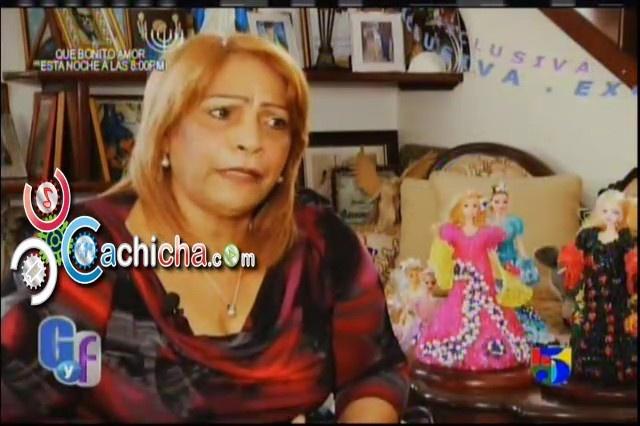 Diseñadora Dominicana Hace Muñecas De Jenny Rivera #Video - Cachicha.com