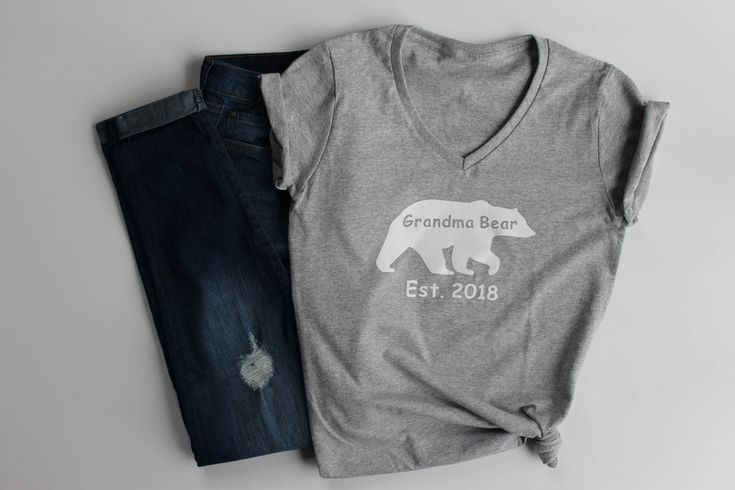 Excited to share the latest addition to my #etsy shop: Grandma Bear Shirt, Baby Announcement Shirt, Grandma Shirt, Grammy Shirt, Gift for Grandma, New Baby Coming #clothing #women #mothersday #birthday #gray #tshirt #grandmabearshirt #baby #announcementshirt http://etsy.me/2Fjw7aQ