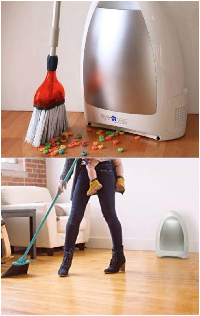 Eyevac Home Touchless Vacuum Is A True Cleaning Savior The Whoot