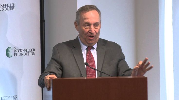 Keynote Address - Lawrence H. Summers - Global Security & Pandemic Risk