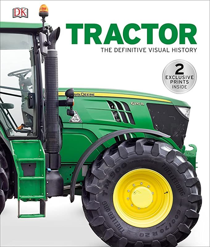 Tractor Books For Adults