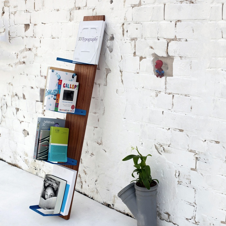 Nissan Shelf / designed by Shay Carmon and Ben Klinger