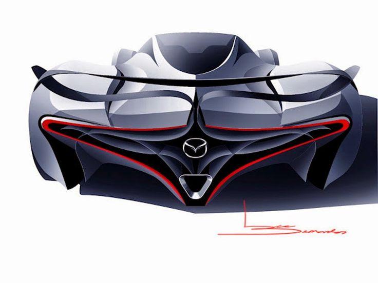 obj model car mazda lw standard lwo mat models lws max price furai fbx cgtrader concept