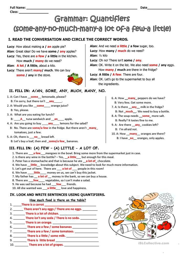 Quantifiers English Grammar Learn English Words Grammar