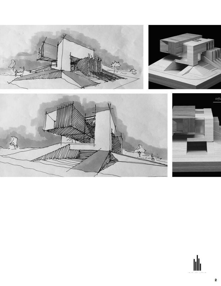 #sketch #eviangate #office #architect #design