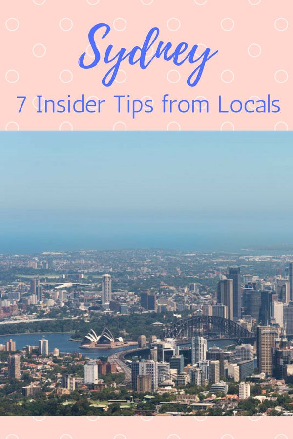 What to do on a date in Sydney