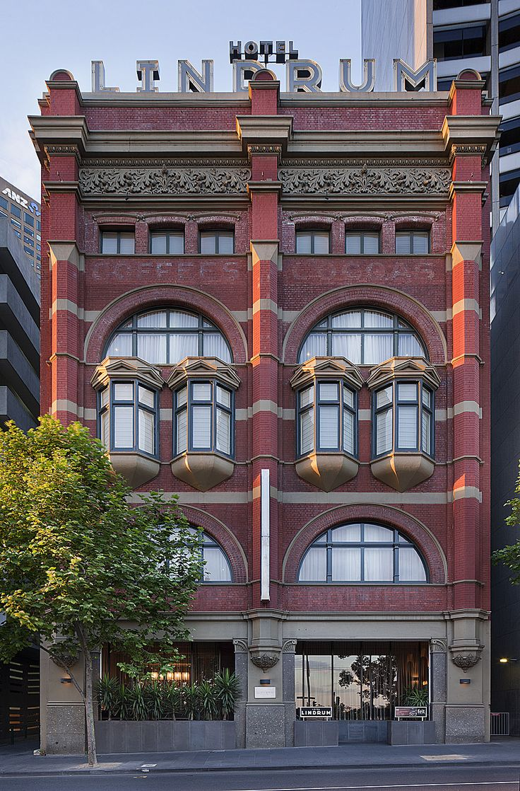 Hotel Lindrum, Melbourne - Journeys To Come