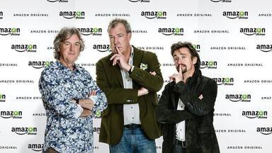 Clarksonův velký návrat. Úvodní scéna stála 80 milionů!
