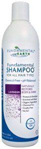 Fundamental Shampoo - 12 Oz. - Chemical Free Shampoo - SLS Free - Natural Shampoo - Made in USA - http://womensfragrancesperfumes.com/beauty/hair-care/shampoos/fundamental-shampoo-12-oz-chemical-free-shampoo-sls-free-natural-shampoo-made-in-usa-com/