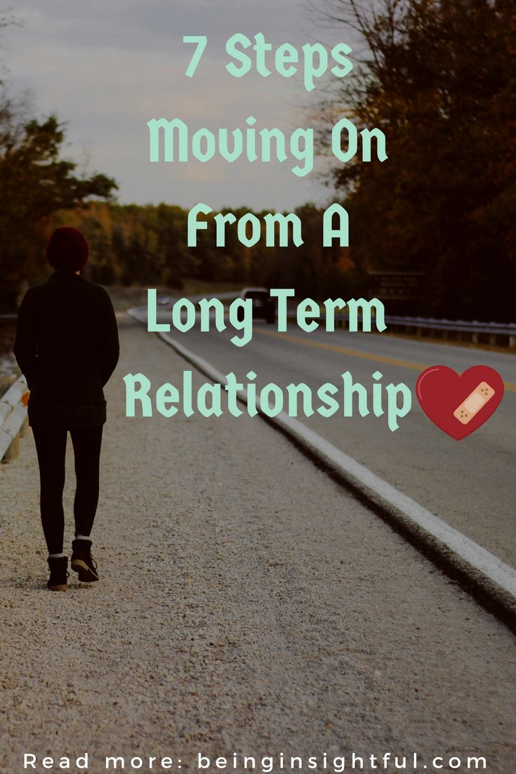 How to break up a long term relationship  Sex And Dating