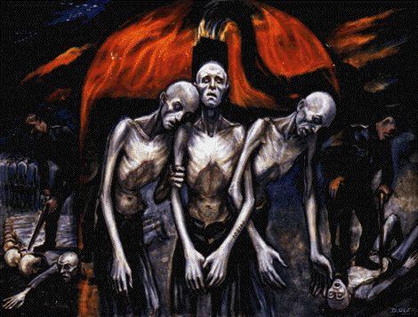 Their Last Steps by David Olere