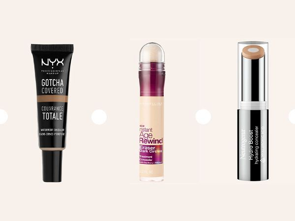 10 Drugstore Concealers That Hide Dark Circles Better Than Any