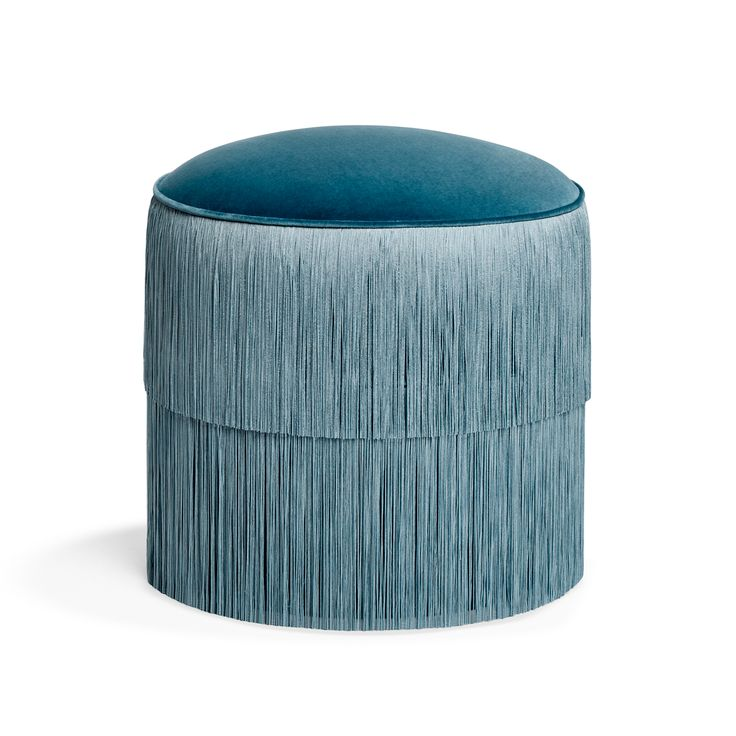 Fringes Stool by Munna Design