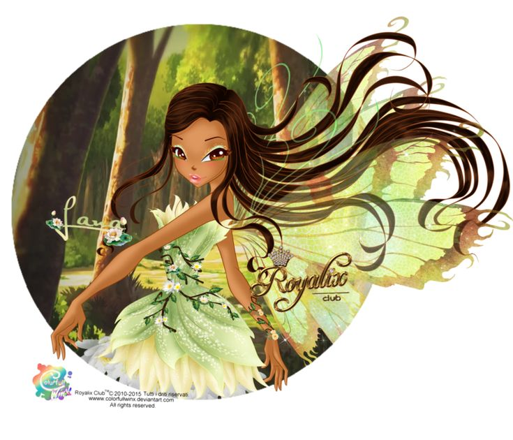 Una Missione tra Creature Mitiche by ColorfullWinx on DeviantArt
