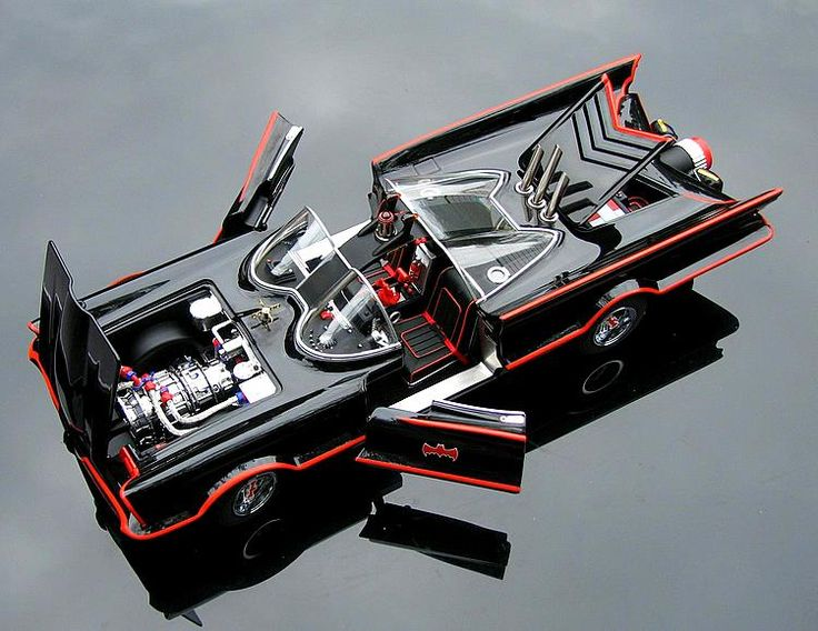 17 Best Images About 1:18 Diecast TV/Movie Cars On