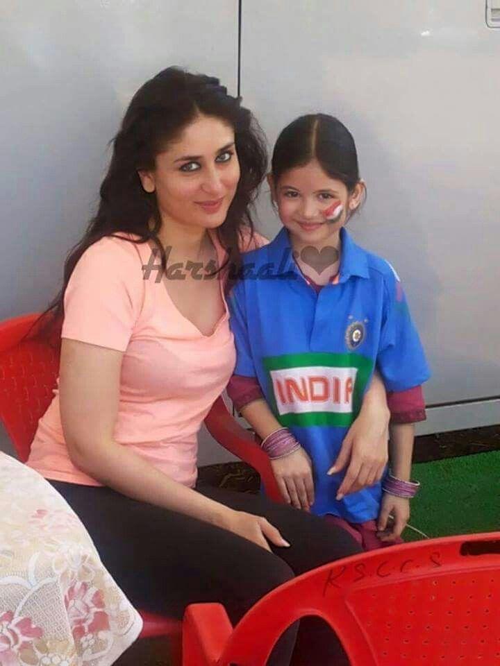 Harshali Malhotra With Kareena Kapoor