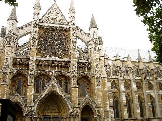 Westminster Abby--> London