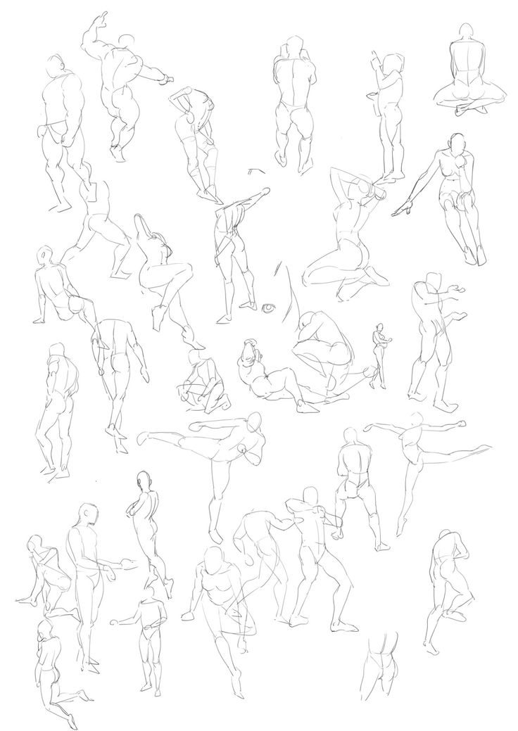 getting back some habits, doing warming up with posemaniac every morning.