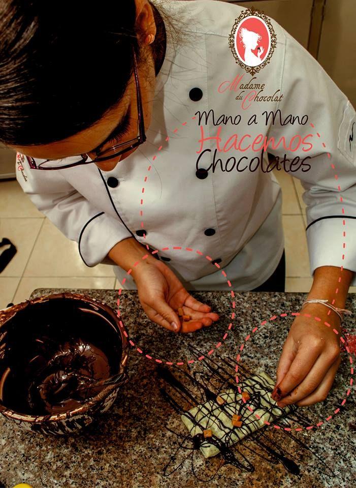 CHOCOLATE ARTESANAL.