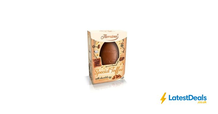 Thorntons 2 for £10 or 5 for £20 Easter Eggs & Chocolate Box's