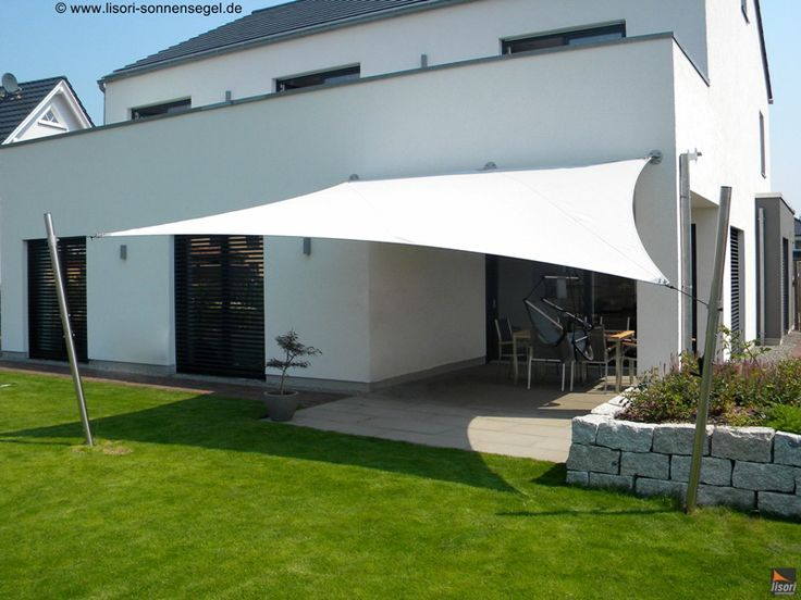 Faszination Sonnensegel - Lisori Sonnensegel Design Herford