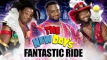 Video: The New Day's Fantastic Ride | wwe