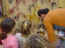 Museu d'Arqueologia de Catalunya - Tallers infantils i familiars