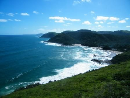 Port St Johns,South Africa!