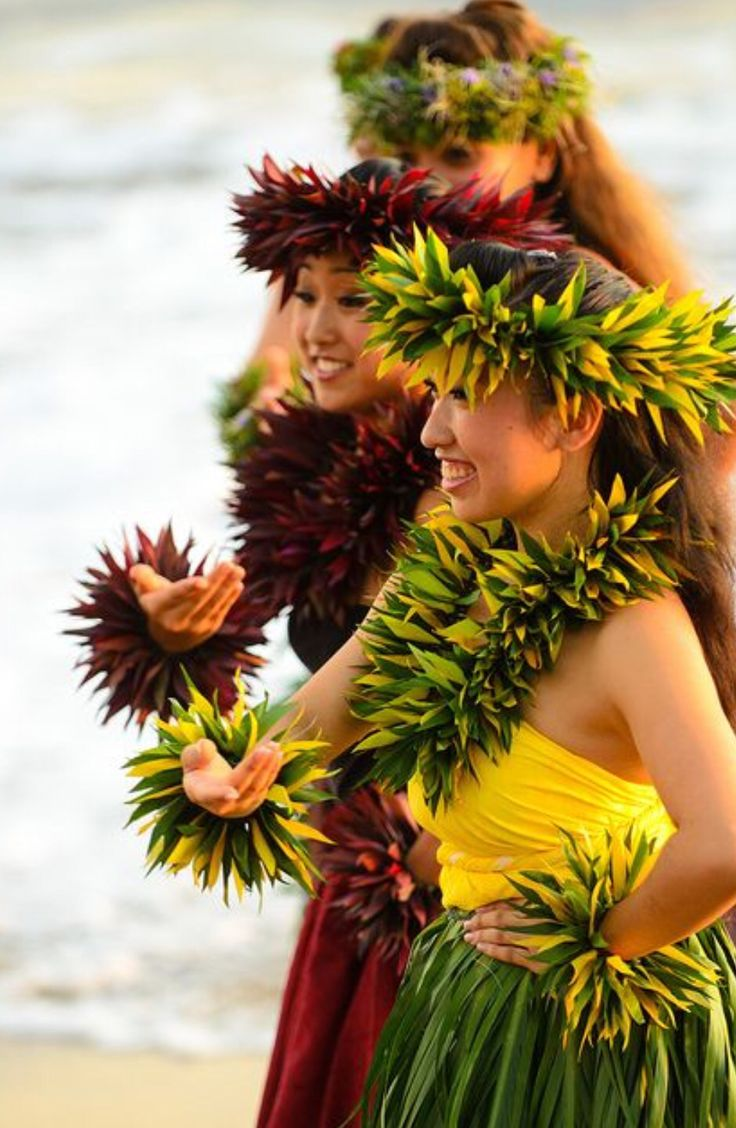 Hawaiian. Islands  Polynesian. Cultural. Center Lanai island, Hawaii
