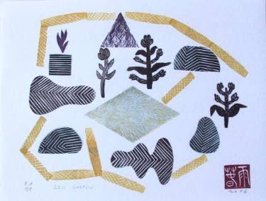 Zen Garden - Limited Edition 1 of 1