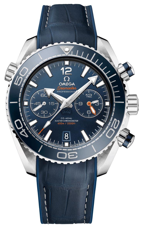 Omega OMEGA PLANET OCEAN 600M - 21533465103001 : Boutique dos Relógios