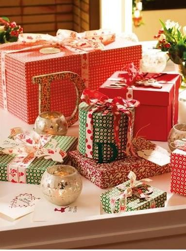 Inturage Classic Christmas Home Decoration 4