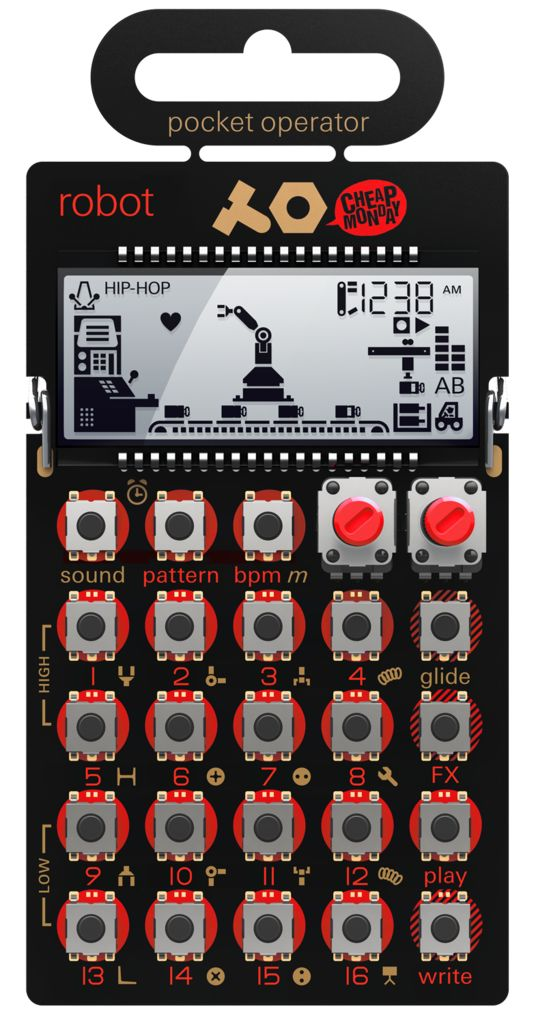 Price includes silicone case Making electronic music has never been this much…