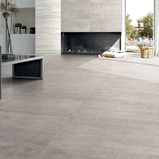 Waipara matt tile in stone. 450mm x 900mm or 600mm x 600mm.