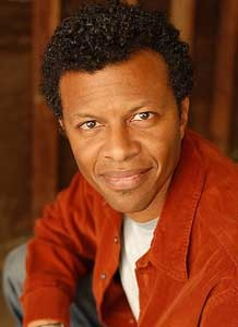 Phil LaMarr: The voice of Wilt, Baxter Stockman, Samerai  jack, Static Shock, and more.