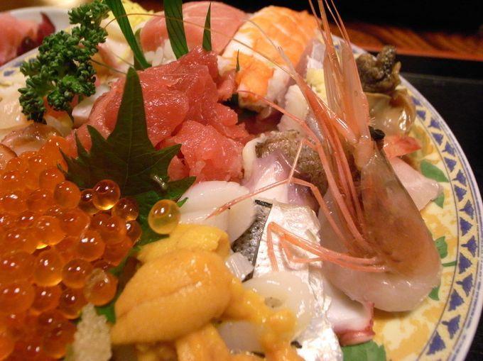 「割烹さいとう」の海鮮丼知ってる?知らない人は人生の半分損してるよ | RETRIP