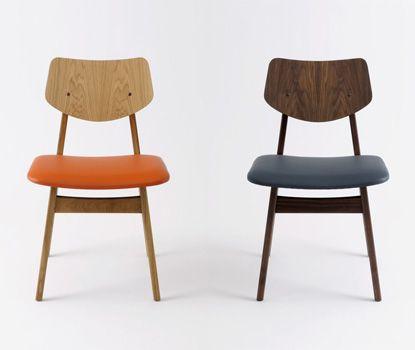 C 275 side chair, by Jens Risom