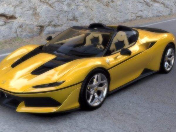 Ferrari J50 1:43