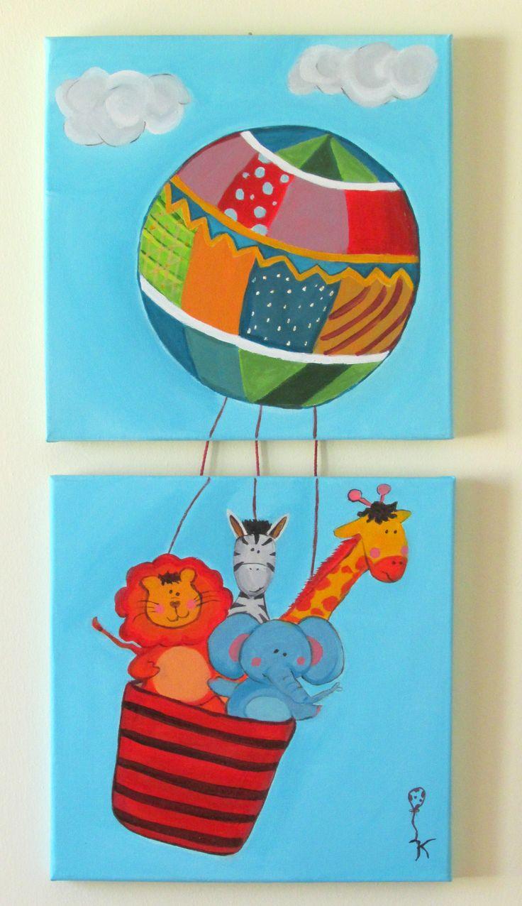 hot air ballon with friends!