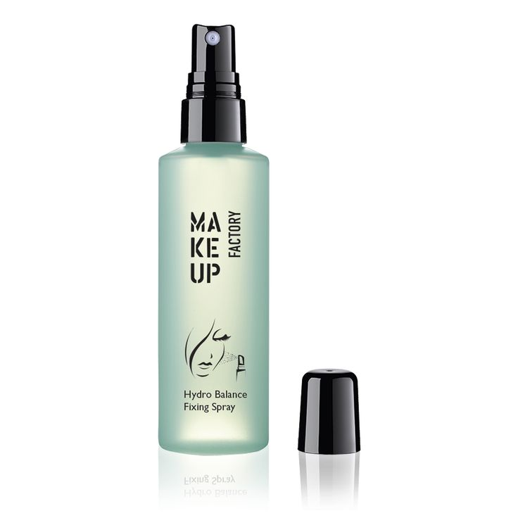 Hydro Balance Fixing Spray | Moisturising spray for long-lasting make up - Make up Factory