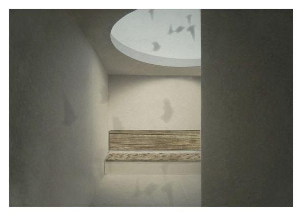 Visualization - Rhythms Birds view 1 - by Diana Lindboe