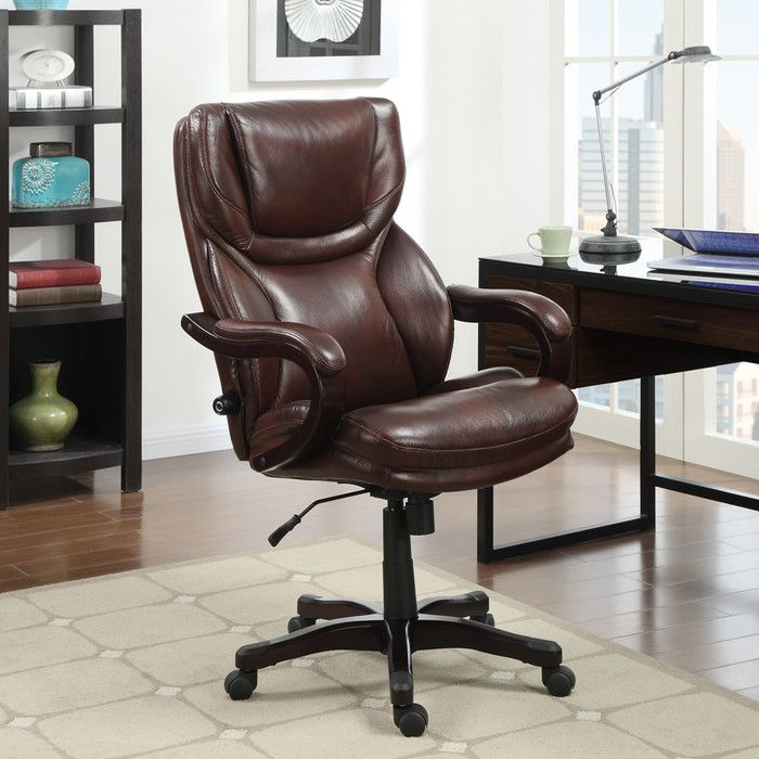 405479c70e3f40062fbf13d7d644146a  office furniture stores executive chair - Better Homes And Gardens Bonded Leather Office Chair