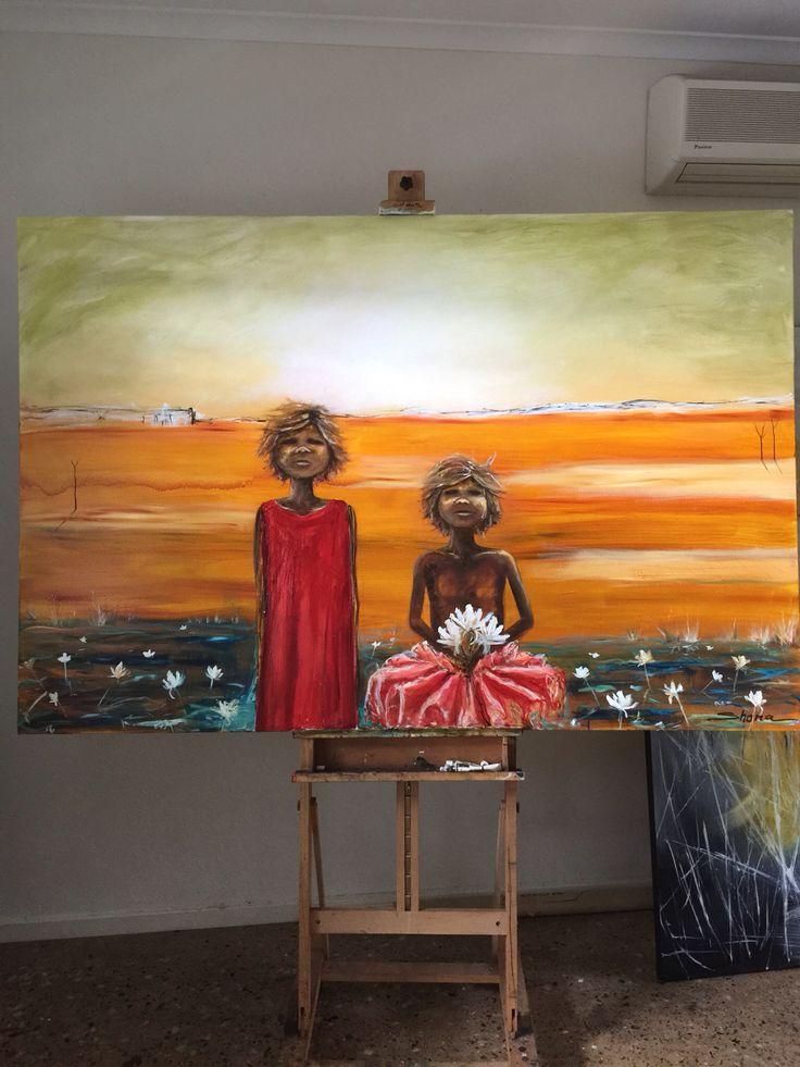 Australian art By Shona Underwood